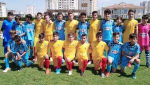 Zafer Bayramı U-13 Futbol Turnuvası Tamamlandı