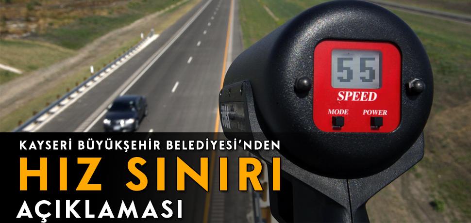 Kayseri Büyükşehir Belediyesi'nden UKOME Açıklaması