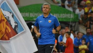 Kayserispor'un Alt yapı Antrenörü Mehmet Aşık Oldu