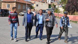 Başkan Altun'dan Koyunabdal'a ziyaret