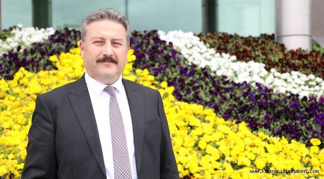 Başkan Palancıoğlu'nun 29 Ekim Cumhuriyet Bayramı Mesajı