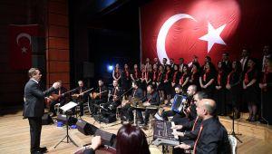 Büyükşehir'den 'Türkü Gecesi'