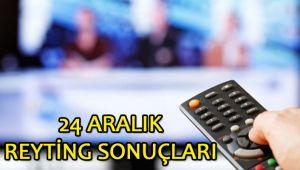 24 Aralık reyting sonuçları, EDHO, Kadın, Hekimoğlu
