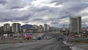 Büyükşehir'in Ulaşım Yatırımları Devam Ediyor