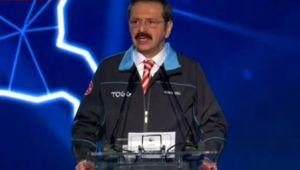 Hisarcıklıoğlu: 2022'de ilk araç banttan çıkacak