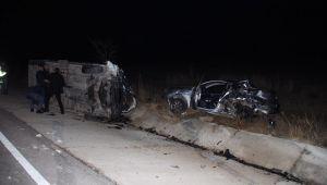 Kayseri'de katliam gibi kaza: 13 yaralı