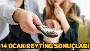14 Ocak reyting sonuçları, Ramo, Hekimoğlu, Kadın