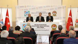 Melikgazi'den Futbola Büyük Katkı