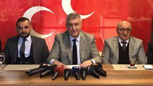 """""""Mustafa İlmek'e bir teklifimiz olmadı"""""""