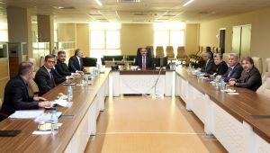 Acil Çağrı Hizmetleri İl Koordinasyon Kurulu Toplantısı yapıldı