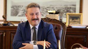 """Başkan Palancıoğlu'dan """"Sonsuzluk Kervanı""""na davet"""