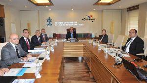 Başkan Büyükkılıç, Kültür ve Turizm Bakanı Ersoy ile görüştü