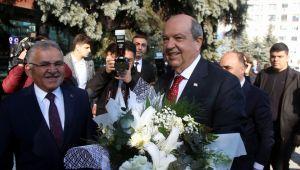 KKTC Başbakanı Tatar: