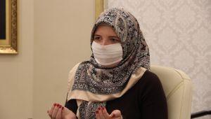 Oruçtan etkilenen Danimarkalı Malene, Müslüman oldu