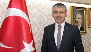 Başkan Çopuroğlu: Sahada olan bir teşkilatız