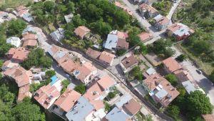 Bünyan'da elektrik hatları yer altına alınıyor