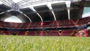 Kadir Has Stadı 97 gün sonra kapılarını açacak