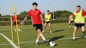 Kayserispor, Sivasspor maçı hazırlıklarına başladı