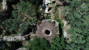 Osmanlı'nın ilk hamamı, virane bir halde