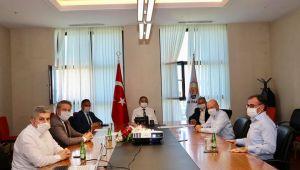 Ankara'da Kayseri zirvesi
