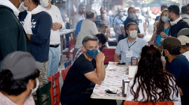 Bollywood'un yıldızı Aamir Khan'ın Adana'da 'Ciğer' keyfi