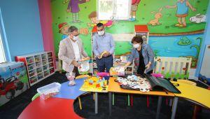 Kayseri'de ilk çocuk kütüphanesi hizmete giriyor