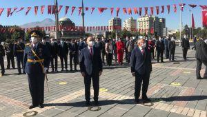 Kayseri'de Zafer Bayramı etkinliği yapıldı