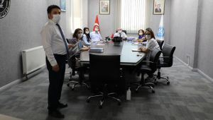 KAYÜ, Stratejik Plan ilk 6 aylık hedeflerini yakaladı