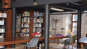 Kütüphanelerde sıkı Covid-19 tedbirleri