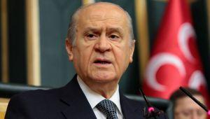MHP Genel Başkanı Bahçeli'den Joe Biden'e tepki
