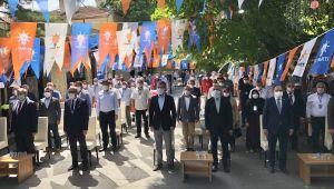 AK Parti Bünyan ilçe kongresi yapıldı