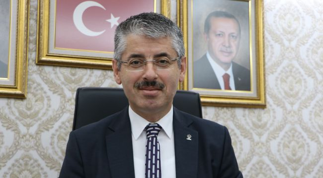 Ak Parti İl Başkanı Şaban Çopuroğlu'ndan ilçe başkanlarına uyarı