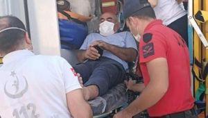 Erciyes Dağı'na tırmanış yaparken yaralanan 4 kişiyi JAK kurtardı
