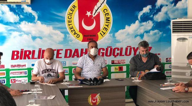 Futbol maçlarında basın mensupları için yeni düzenleme