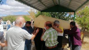 Gazeteci Şeref Kahraman'ın acı günü