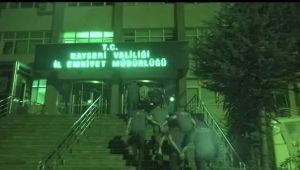 Kayseri'de DEAŞ operasyonu: 3 gözaltı