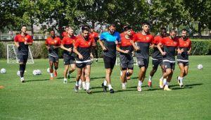 Kayserispor'da yeni transferlerin forma numaraları belli oldu