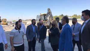 Özhaseki'den Kayserispor'a maç öncesi moral ziyareti