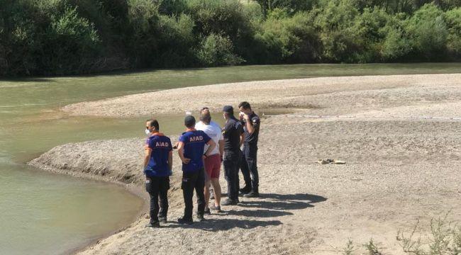 Serinlemek için girdiği baraj gölünde boğulma tehlikesi geçirdi
