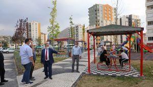 Talas'a 17 park daha