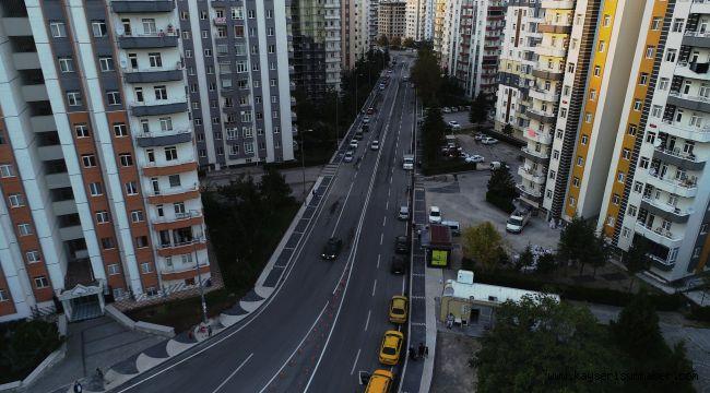 Başkan Yalçın, Cemil Baba Caddesi'ni inceledi