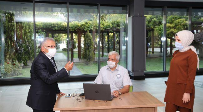 Doktor Başkan'dan Büyükşehir'de 'HES Kodu' Denetimi