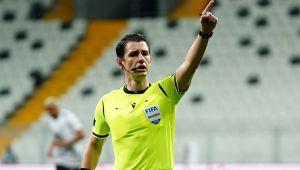 Kayserispor-Sivasspor maçını Halil Umut Meler yönetecek