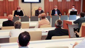 Yahyalı Belediyesi Ekim Ayı Meclisini yaptı