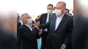 Başkan Büyükkılıç: AK Parti, milletin iktidarı ve hizmetkârıdır
