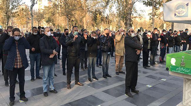 Hacılar Belediyesi Özel Kalem Müdürü Sinan Erdoğan'ın acı günü