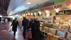 Kayseri'de 'Yöresel Ürünler Günleri' başladı
