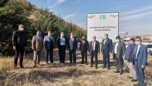 KTB - KAYEMA işbirliğiyle bin fidan dikildi