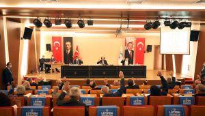 Talas'ta kararlar oy birliği ile