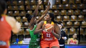 Euro Cup Women Basketbol: Uni Györ: 72 - Bellona Kayseri Basketbol: 86